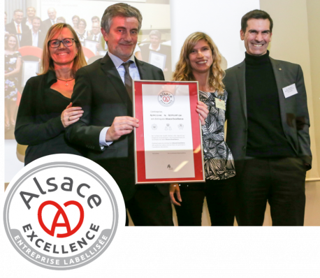Labellisation Alsace Excellence